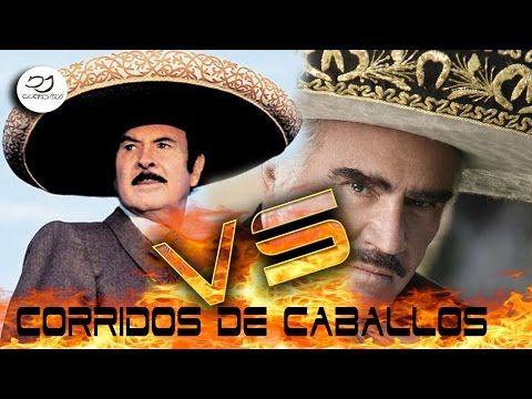 Vicente Fernandes Vs Antonio Aguilar Corridos De Caballos Dj Guero Mix - YouTube