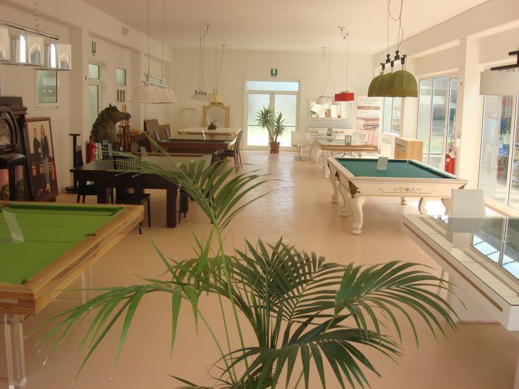 Il nostro showroom.