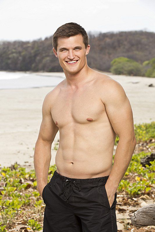 Pin for Later: Meet the New Survivor Contestants Jon Misch  Age: 26 Hometown: Waterford, MI Occupation: Financial assistant