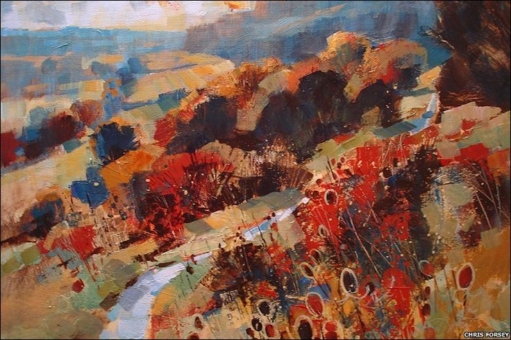 Chris Forsey images watercolours - Google Search