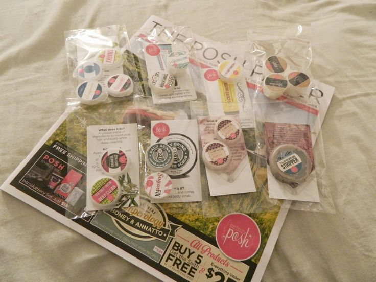 The Impossibly Cute: Perfectly Posh Review