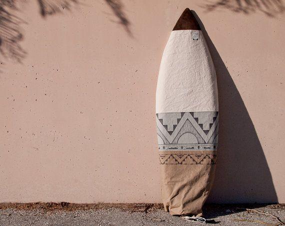Housse de planche de surf sac Tribal Surf par theAtlanticOcean