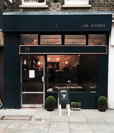 Kitchen Garden London: 8 Best Places To Eat In London Images On Pinterest