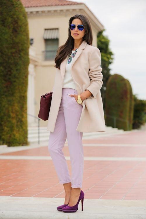 La blogger experta en los tonos pastel, Annabelle Fleur