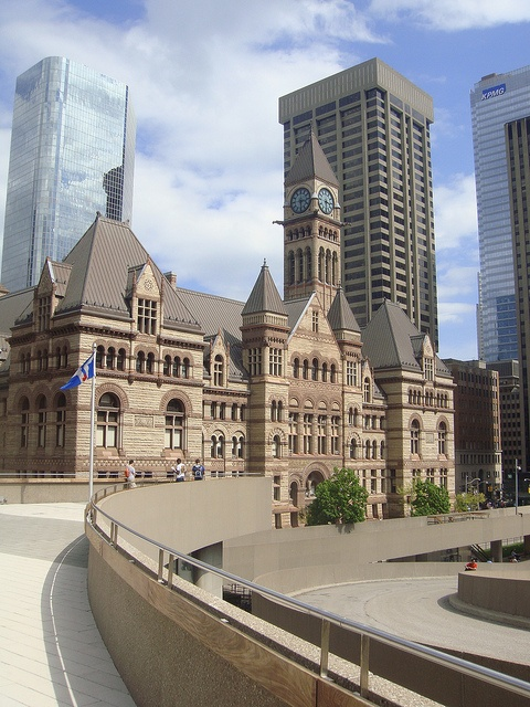 Old City Hall. Toronto, Ontario, Canada. Richardson.