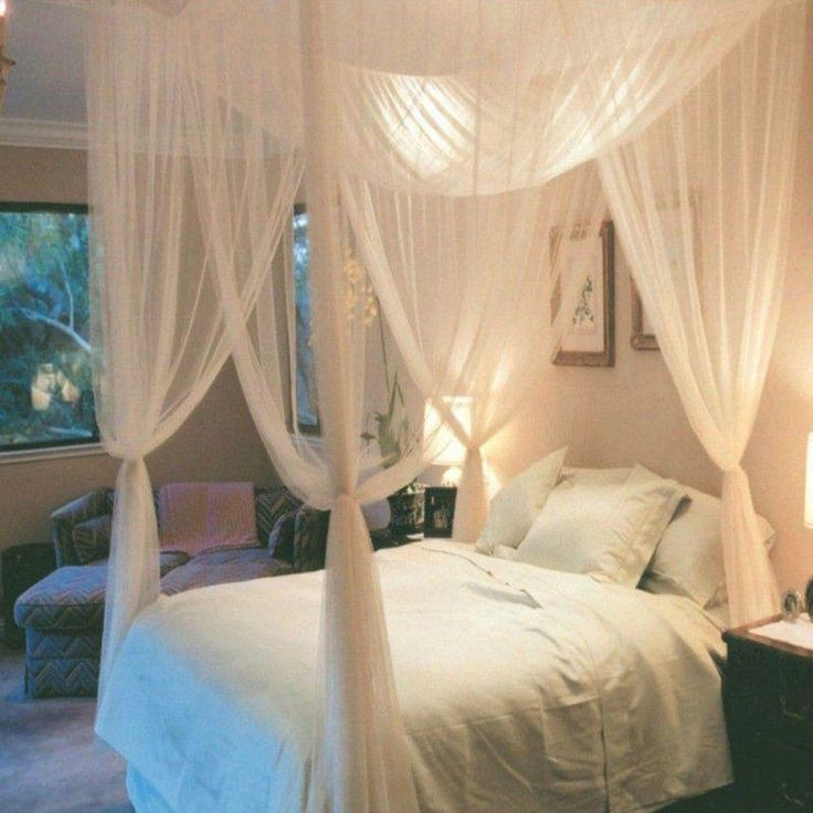 How To Use A Four Poster Bed Canopy To Good Effect: Best 25+ Corner Beds Ideas On Pinterest