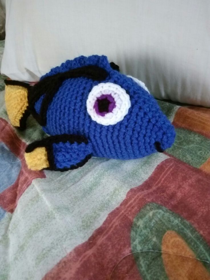 Nemo Amigurumi Tutorial : 16 best images about dory on Pinterest Free pattern ...
