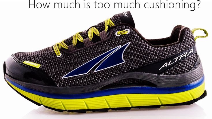 Thick Cushioned Zero Drop Running Shoes - The metabolic cost of forefoot running increases with shoe cushion thickness