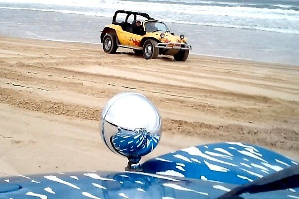 Dune Buggy Tours and Rides in Coffs Harbour, Australia - Be A Bogan On The Beach!