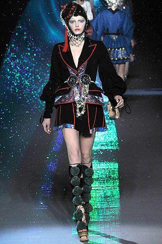 It's ian [이츠이안] :: [collection]John Galliano(존 갈리아노) Fall 2009 Ready to wear