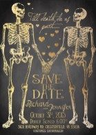 cool 39 Spooky Halloween Wedding Invitations Ideas  http://viscawedding.com/2017/11/09/39-spooky-halloween-wedding-invitations-ideas/