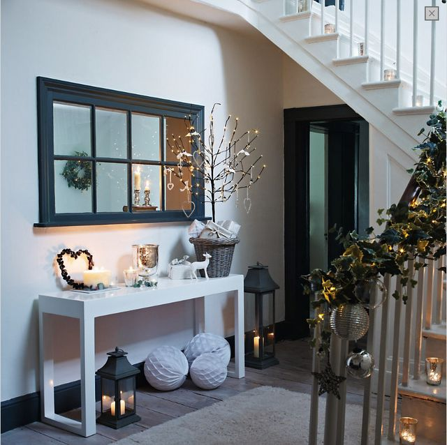 from Modern Country Style blog: How To Look Behind The Prettiness Of Christmas Photo-Shoots For Inspiration