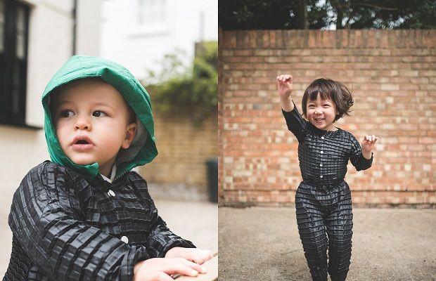 Hızla Büyüyen Çocuklar İçin Genişleyerek Uzun Süre Giyilebilen Çocuk Kıyafetleri