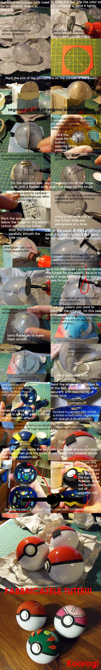 Pokeball Tutorial Translate by TheGrillosLab