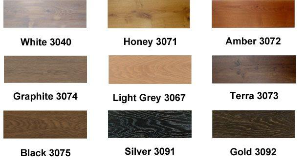 Osmo Polyx Oil Tints | Coloured Floor Oil 125ml | Enhance Natural Wood