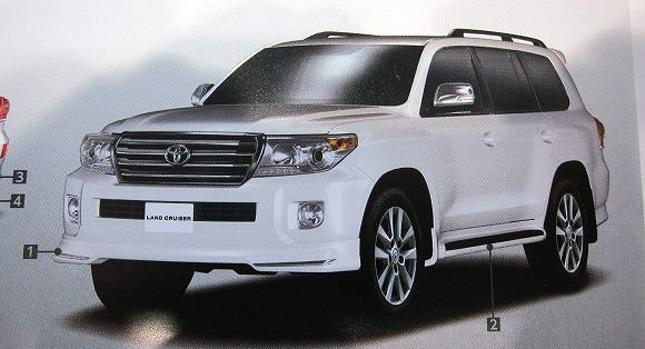 2012 Land Cruiser