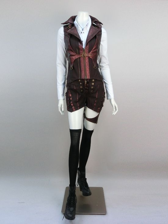 Odds on Japan mail order official site | OZZON onlinestore / Standing collar vest