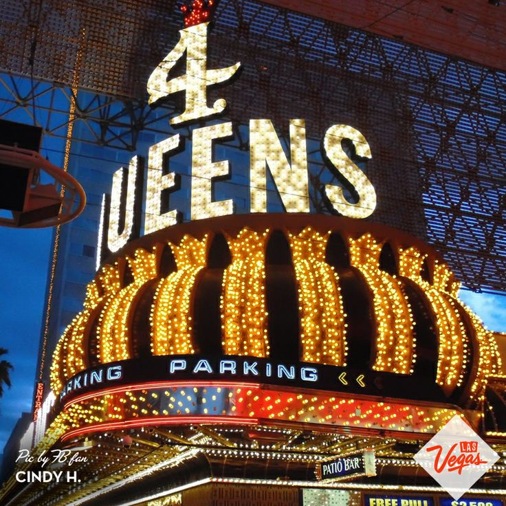 Classic #Vegas - Four Queens Hotel & Casino