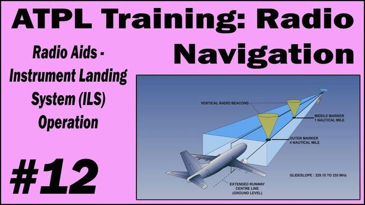 Next Lesson: #13 Radio Aids - Instrument Landing System (ILS) Interpretation.