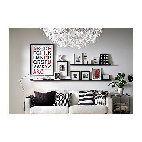 die besten 25 ikea ribba ideen nur auf pinterest framing kellerw nde ikea gestell und. Black Bedroom Furniture Sets. Home Design Ideas