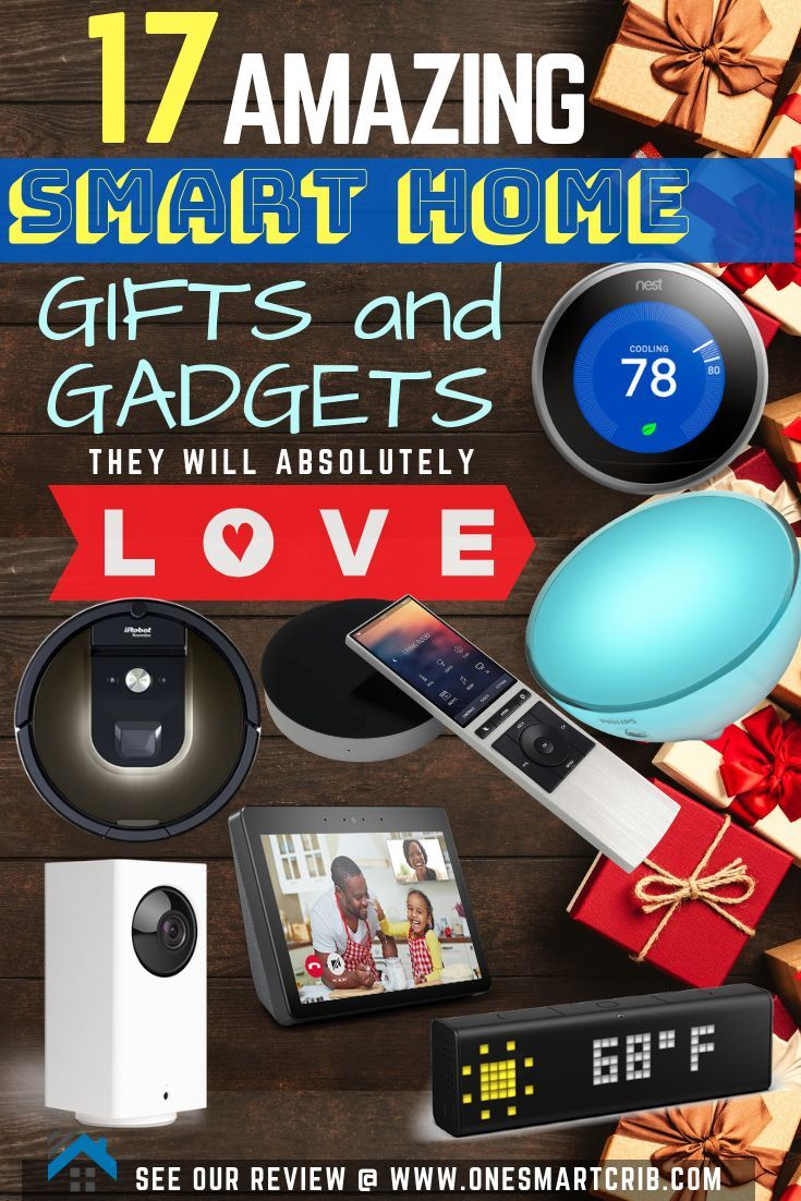 best smart home gifts that work with alexa christmas