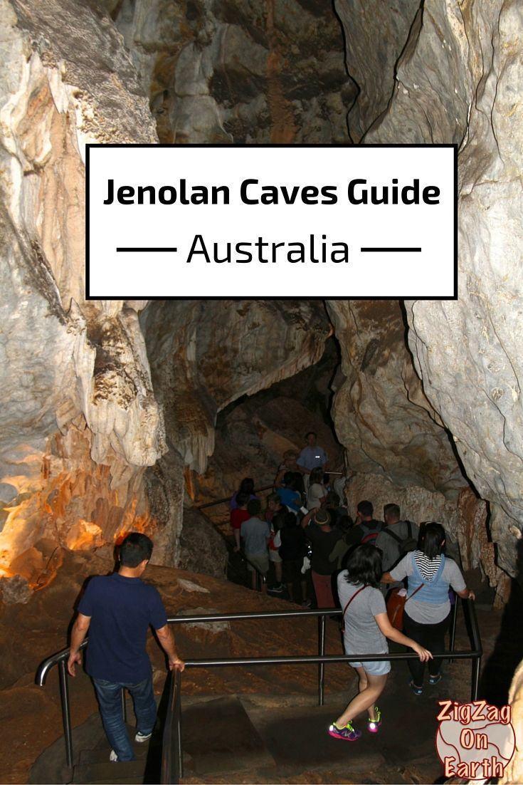 Jenolan Caves in the Blue Mountains, Australia - th complete guide: getting there, caves to visit etc