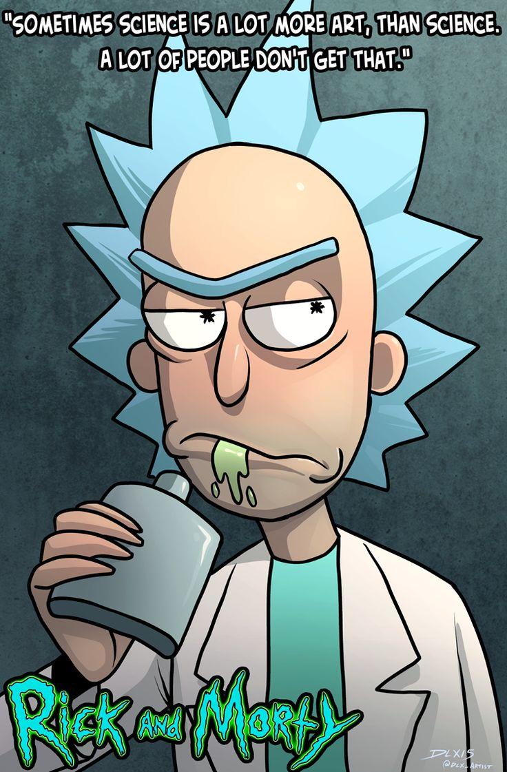 Best Rick And Morty Quotes Best 25 Rick Sanchez Quotes Ideas On Pinterest  Rick And Morty