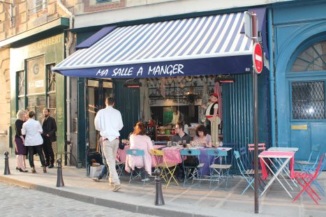 Ma Salle a Manger, Paris