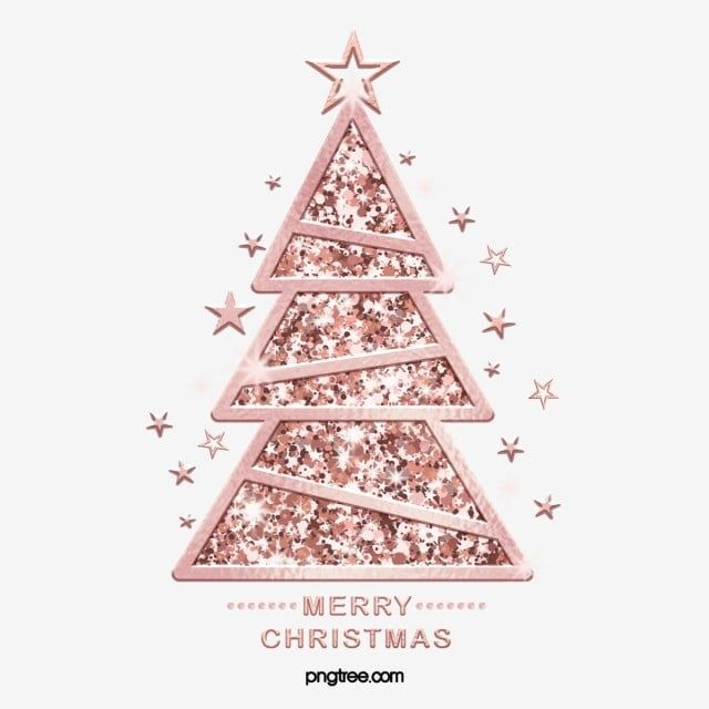 Christmas Tree Rose Gold Shines Sparkling Rose Gold New Year Texture Png Transparent Clipart Image And Psd File For Free Download In 2020 Christmas Tree Roses Gold Christmas Tree Decorations Rose