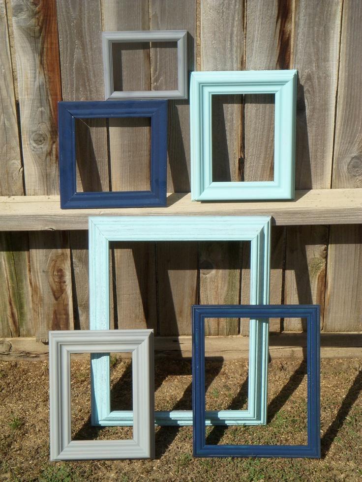 128 best Frames images on Pinterest | Picture frame, Antique frames ...