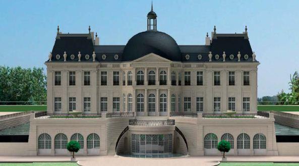 Ch teau de louveciennes fashion history group project for Chateau louis 14 louveciennes