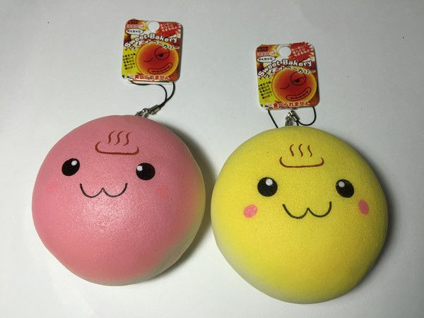 Squishy Tag List : Sweet Bakery Jumbo Onsen Bun Squishy Charm With Tag squishies =^.^= Pinterest Bakeries ...