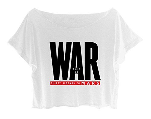 ASA Women's Crop Top Thirty Seconds to Mars T-Shirt This ... https://www.amazon.com/dp/B015ORHWXQ/ref=cm_sw_r_pi_dp_x_zuu7xbWPS6N51