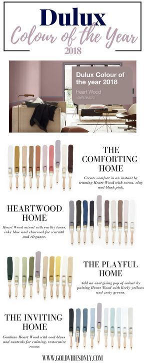 goldvibesonly HEART WOOD   HOW TO STYLE DULUX COLOUR OF THE YEAR 2018 interior design home decor heart wood dusty rose lilac pink colour palettes
