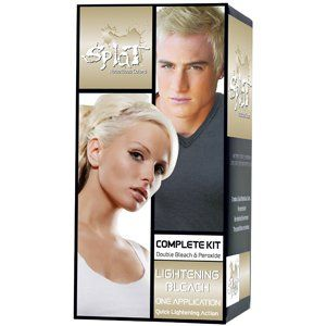 Splat Hair Color Complete Kit Lightening Bleach 1 application * You can get more details by clicking on the affiliate link Amazon.com.