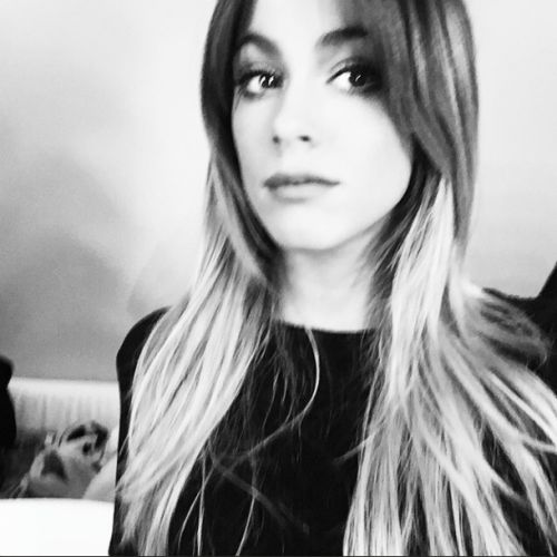 That is a pretty photo! #tinistoessel