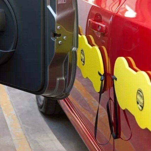Protetor De Porta Magnético Para Carro - evita danos a porta