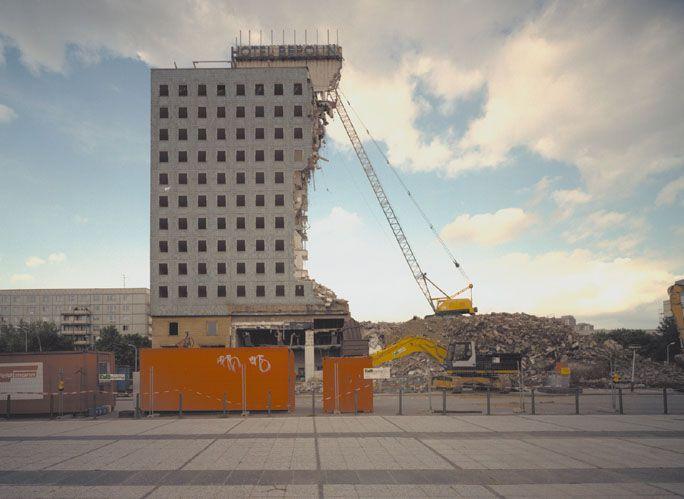 east berlin skyline. Black Bedroom Furniture Sets. Home Design Ideas