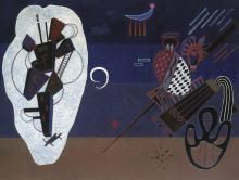 Isolation (Isolamento), 1944 , Wassily Kandinsky - Irma Bianchi Comunicazione