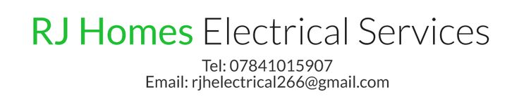 Electrical company based in Walsall | R J Holmes Electrical Services http://www.rjh-electricalservices.co.uk/