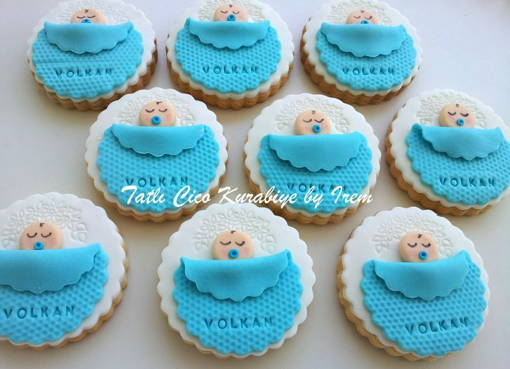 Baby Cookies – #Babycakes  – baby kuchen