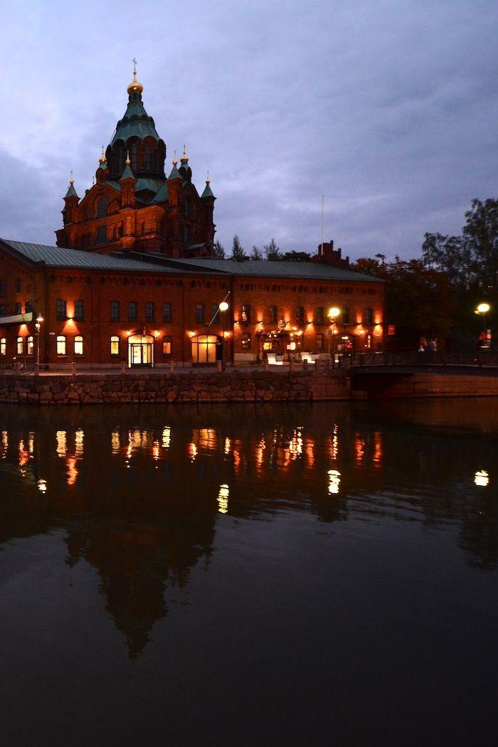 Helsinki Katajanokka