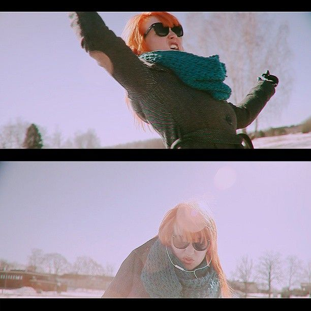 Screenshots from the video EVERYTHING MUST END by KGB. Directed by Johan F. Wahlberg. Starring Sara Siljebråt. Check out http://johanfwahlberg.se to watch the video.