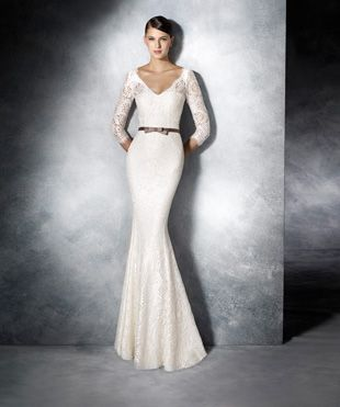 White One esküvői ruhák