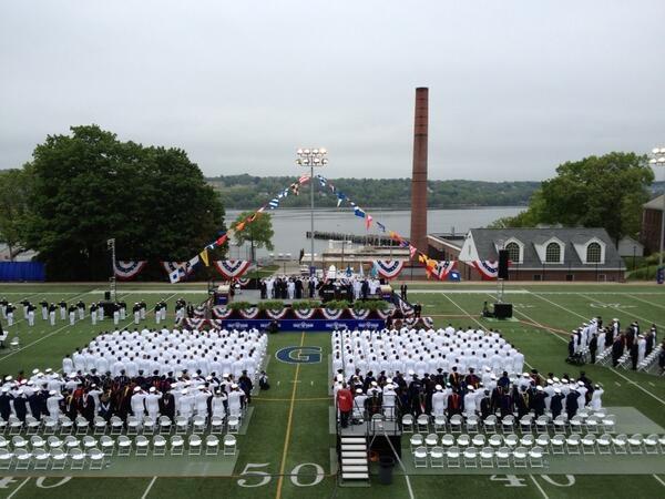 Coast Guard Academy Campus