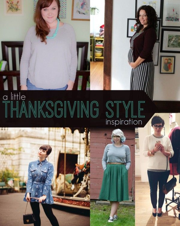 Thanksgiving Fashion Inspiration! #thanksgiving #fashion #style