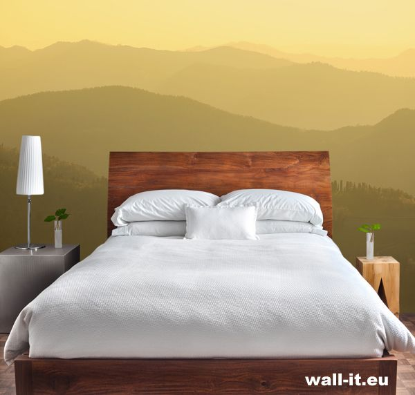Fototapeta mgła. http://www.wall-it.eu/product/photowallpapers/natura/wallpapers.jpg  #fototapeta #fototapety #mural #murals #bedroom #sypialnia #aranzacja #fog #mgla