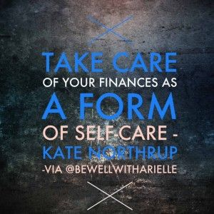 Nutrition Conference: Favorite Quotes - Be Well With Arielle @Kate Northrup