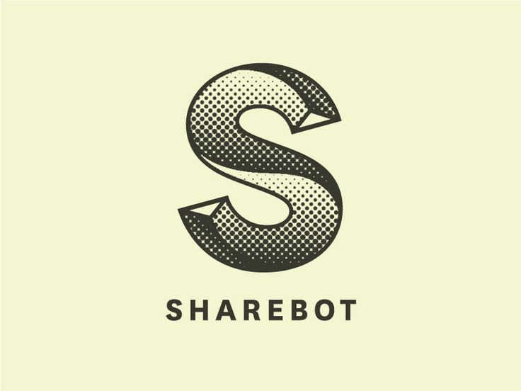 Sharebot Logo (proposal) by Giorgio Uboldi