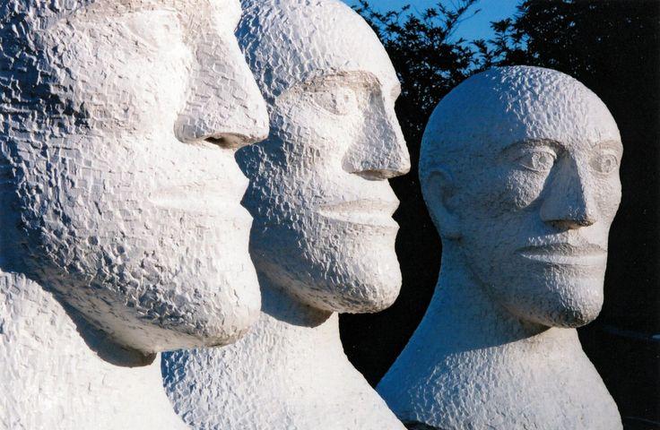 Dame Elizabeth Frink sculpture